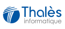 Logo Thalès Transparent